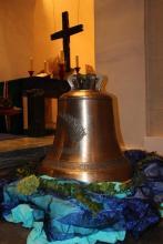 neue Glocke für die Martinskirche