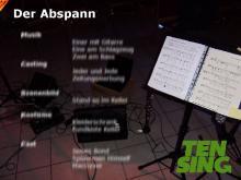 TEN SING, Abspann