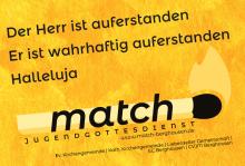 match Logo Ostersonntag
